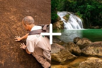 Pacote 2 dias (rota histórica + rota das águas)