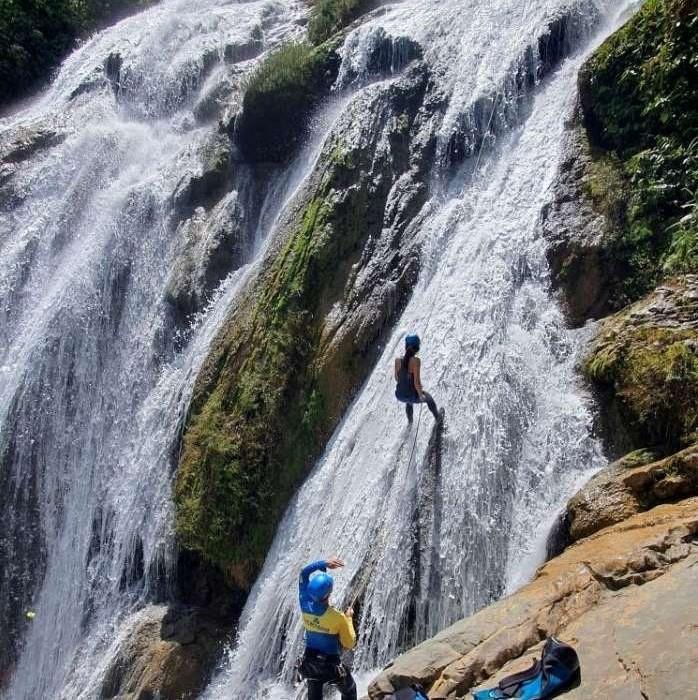 Rapel Cachoeira do Bisnau