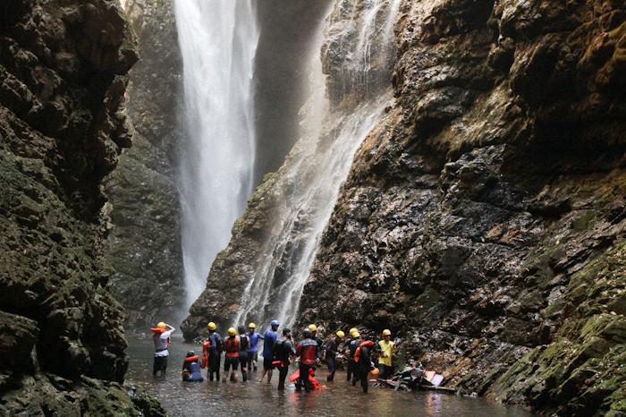 Cachoeira do Dragão