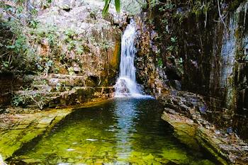 Cachoeiras dos Dragões - Mosteiro Zen Eishô-ji
