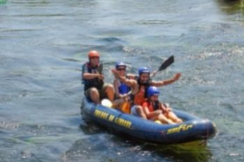 Floating Boat -  6 Pessoas