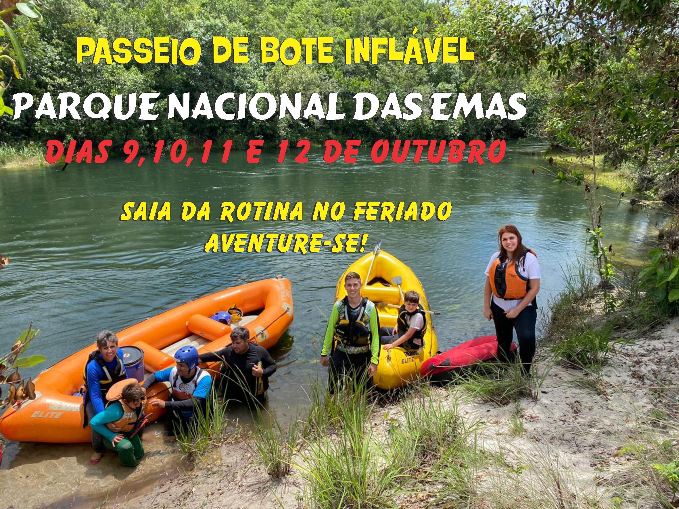 Passeio de Bote/Rio Formoso